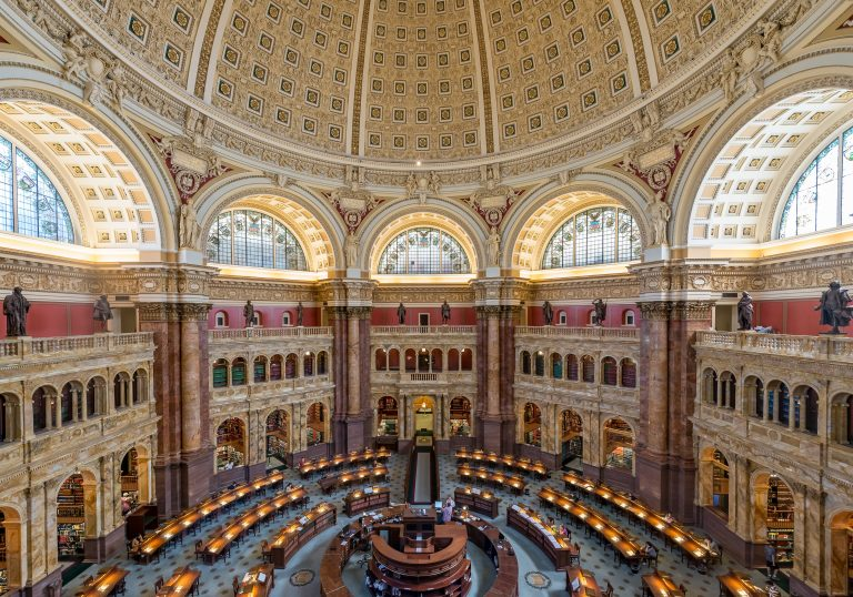 Où est la plus grande bibliothèque du monde ?
